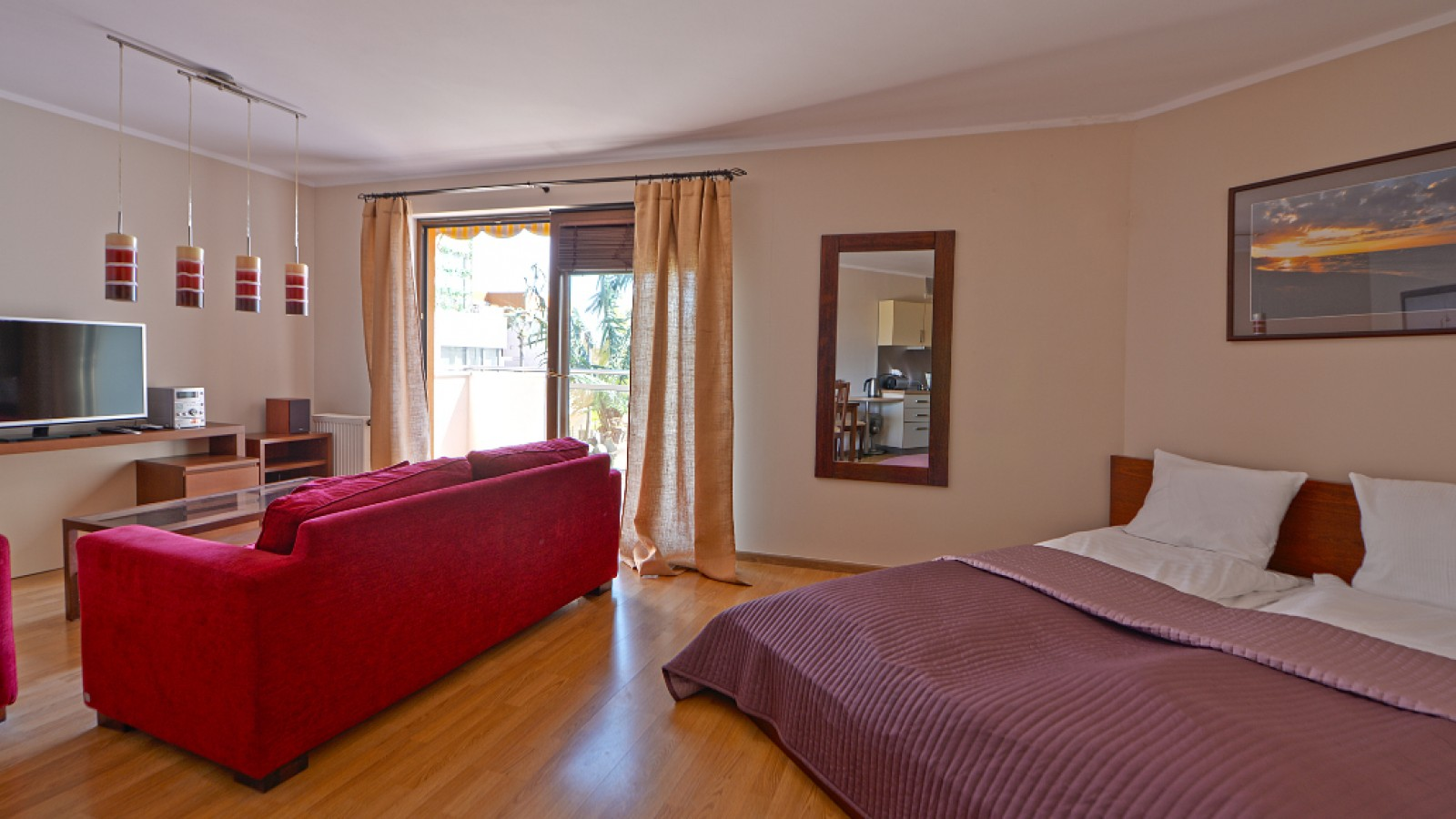 Apartament Flamenco