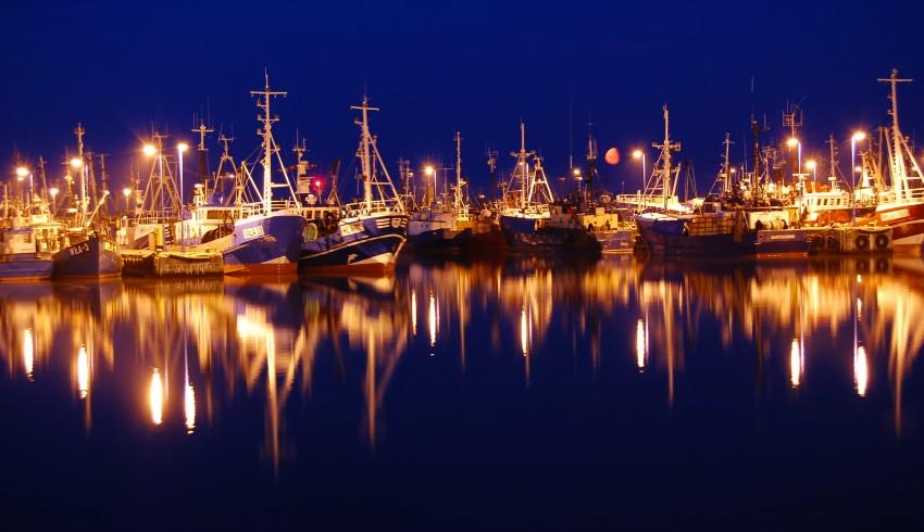 Port Władysławowo - atrakcja miasta.