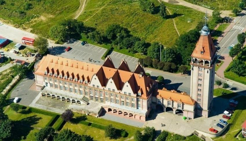 Dom Rybaka Władysławowo - atrakcja miasta.
