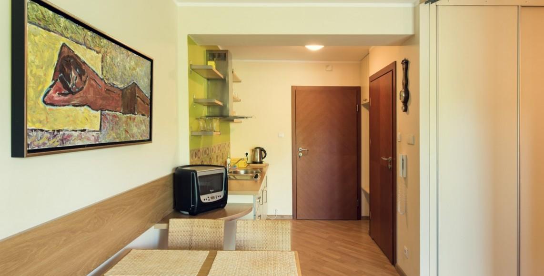 Apartament Green View
