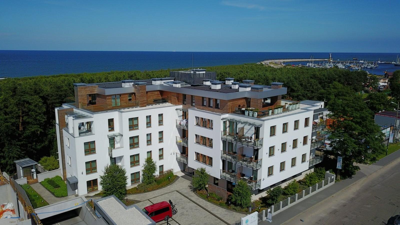 Penthouse Gwiazda Północy - z widokiem na morze