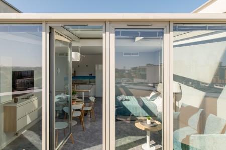 Apartament Violet z widokiem na morze