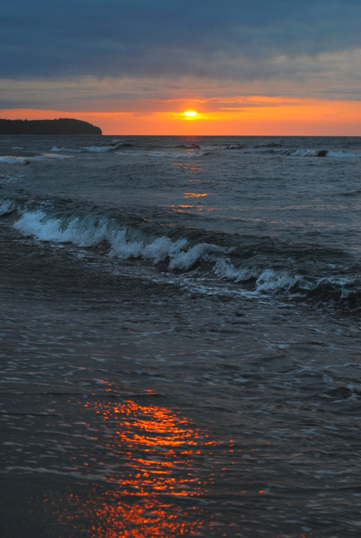 Apartamenty.in | morze, zachód słońca, Władysławowo