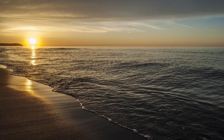 Apartamenty.in | plaża o zachodzie słońca, Władysławowo