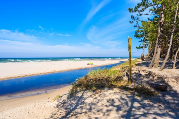 Apartamenty.in | plaża Dębki