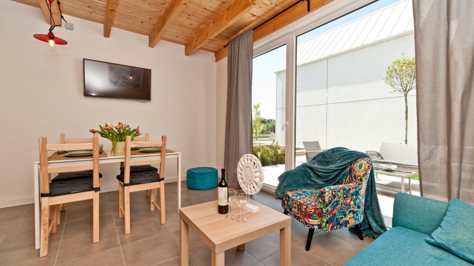 Domek Apartamentowy Scandi 1