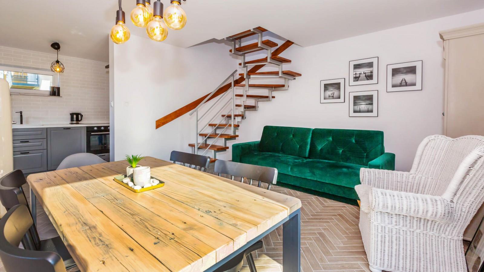 Domek Apartamentowy Retro