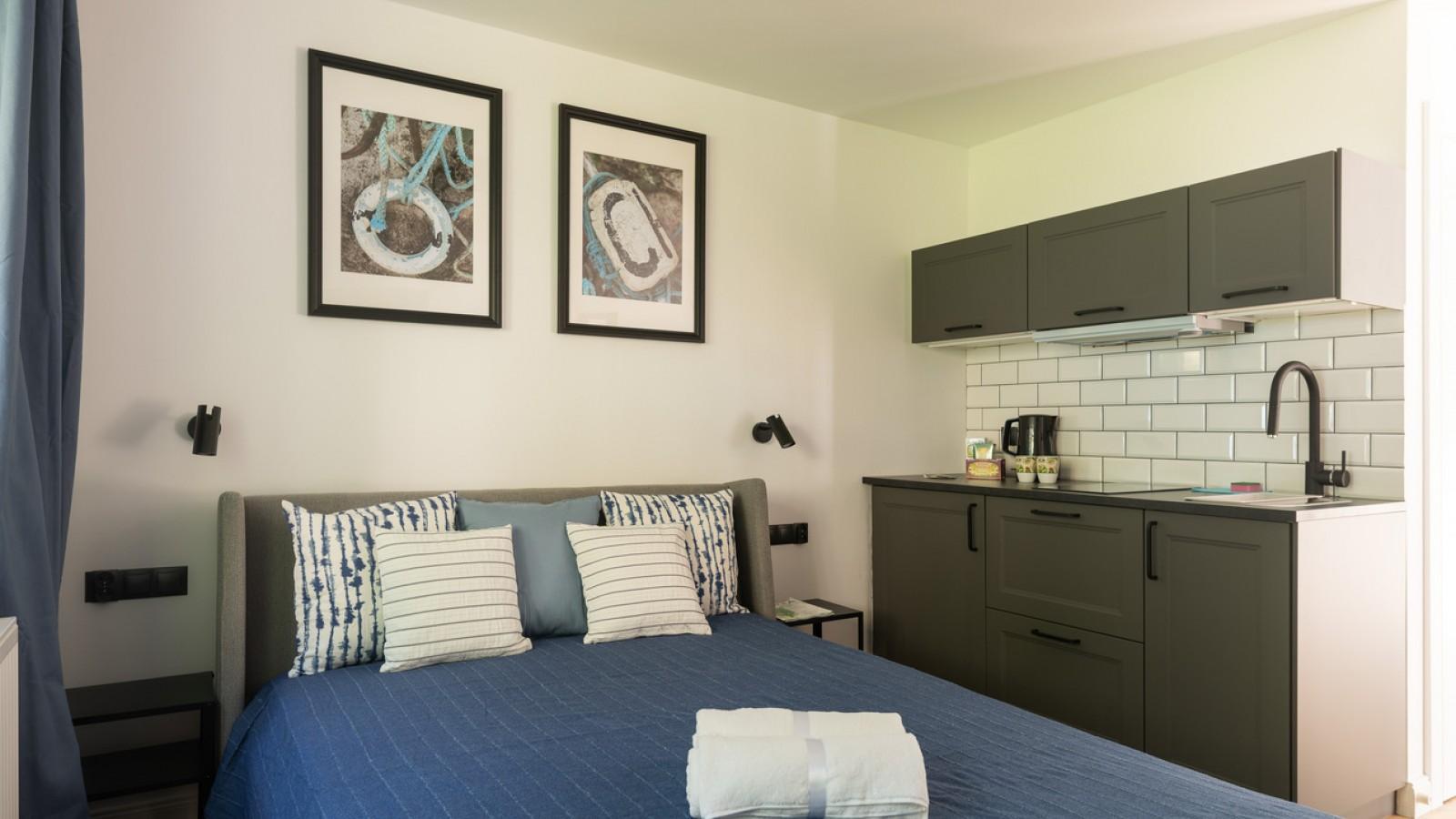Apartament na Klifie 1