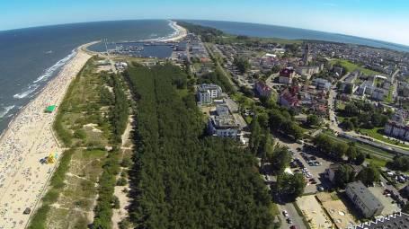Apartamenty - Gwiazda Północy - Wschodnia Panorama Władysławowa